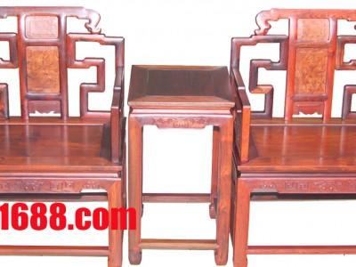 团购红木太师椅