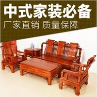 【46号商铺】新会富发明清古典家具厂
